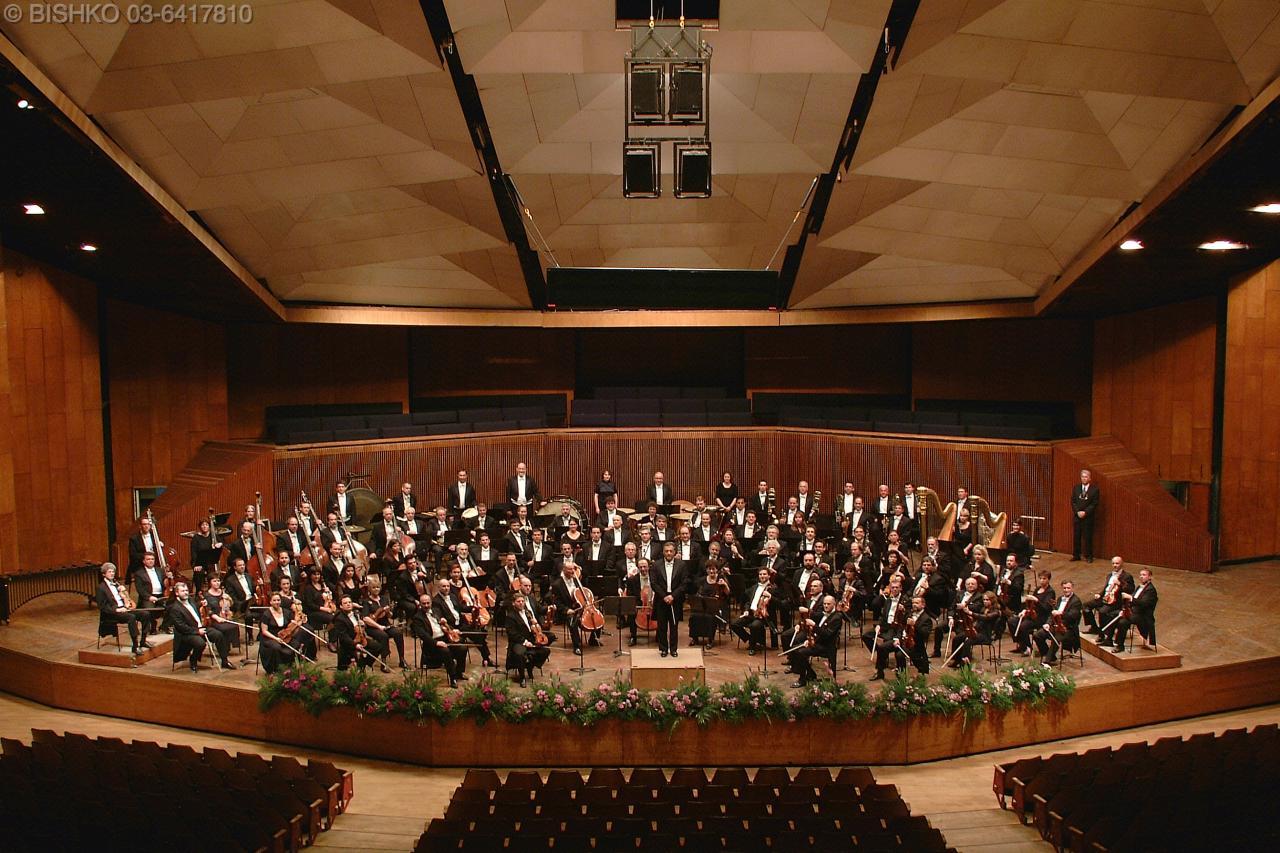 Enescu 2015 : Israel Philharmonic Orchestra cu Zubin Mehta