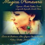 Muzica Primăverii cu soprana Marta Cristina Sandu
