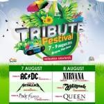 Tribute Festival în Piaţa Sfatului din Braşov