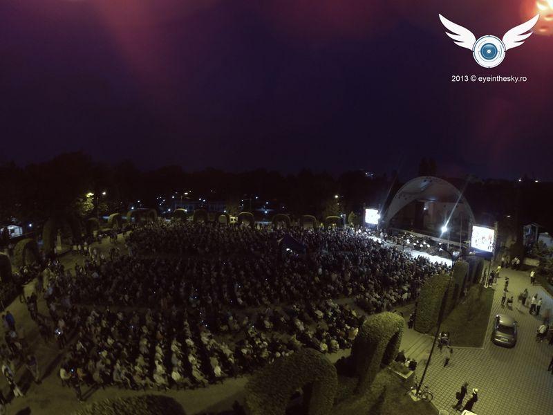 Festivalul de Operă şi Operetă XI – Timişoara, Parcul Rozelor