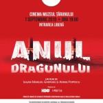 Documentarul Anul Dragonului la Cinema Muzeul Tăranului