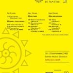 Festivalul de Film ETNO Culese din Balkani – ediţia 1
