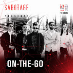 On-The-Go şi Kalabrese la Sabotage Festival