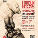 Scurt istoric Sabotage + 3 invitaţii la Sabotage Festival 2015