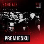 Premiesku live – Sabotage Festival 2015