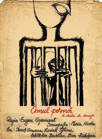 Teatru noir: Omul perna – un nou proiect Fundatia Calea Victoriei