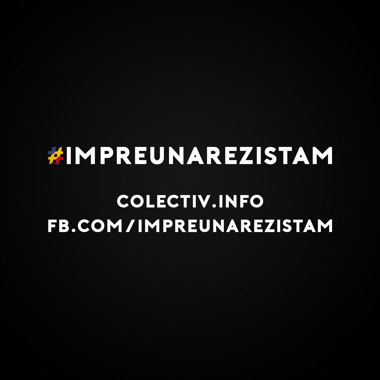 colectiv.info identifica nevoile victimelor internate #impreunarezistam