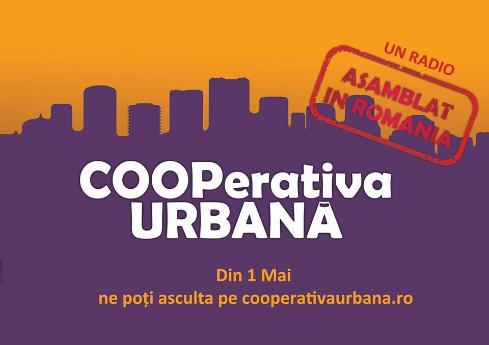 Radio COOPerativa Urbană – dedicat 100% muzicii alternative româneşti
