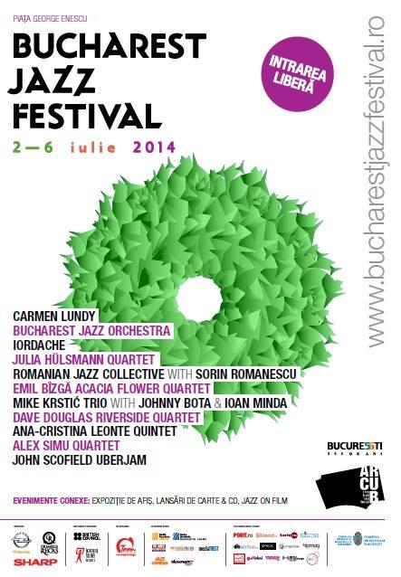 Un playlist  – Bucharest Jazz Festival 2014