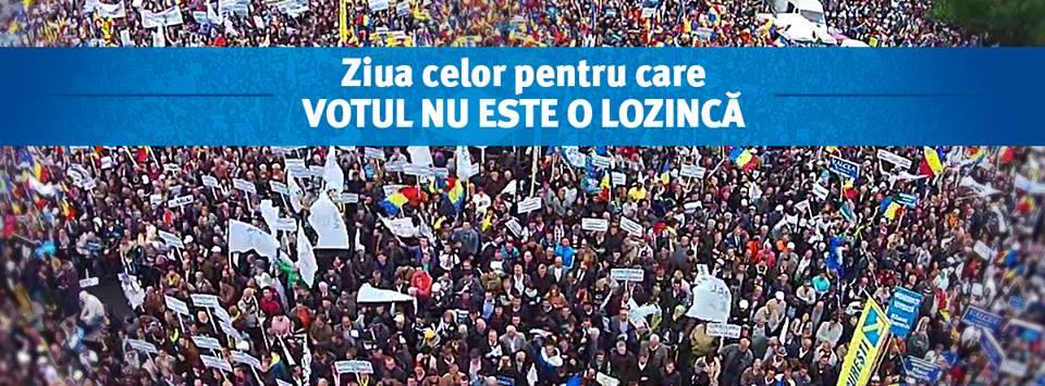 Am votat Klaus Iohannis nu PNL sau PDL