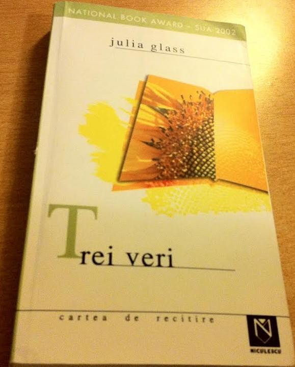 Trei veri – Julia Glass (impresii de lectură)