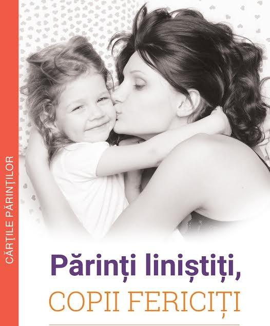 Concurs: Câştigă pachetul Cărţile părinţilor lansat de Dr. Laura Markham în România
